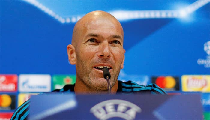 Quiet man Zinedine Zidane bringing stability from the shadows at Real Madrid