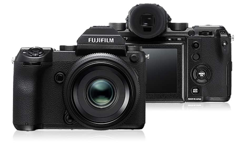Fujifilm's new 'GFX50s' mirrorless camera launched in India