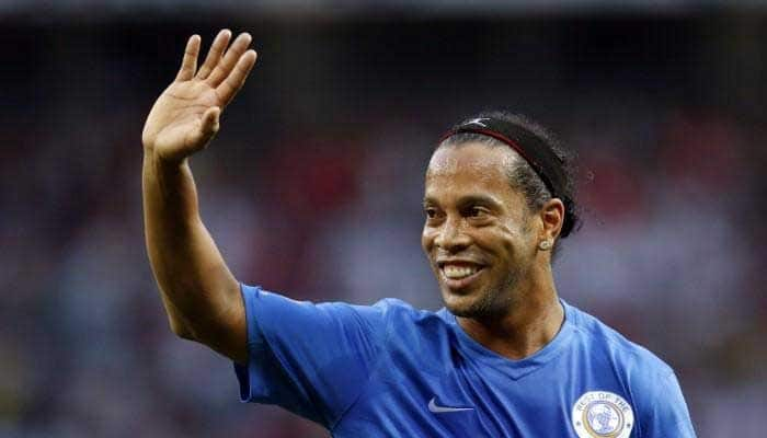 Brazilian football star Ronaldinho set to marry two women at the same time in Rio