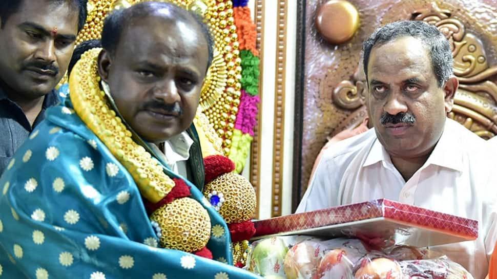 Karnataka CM Kumaraswamy to face floor test on Friday; BJP fields nominee for Speaker's post