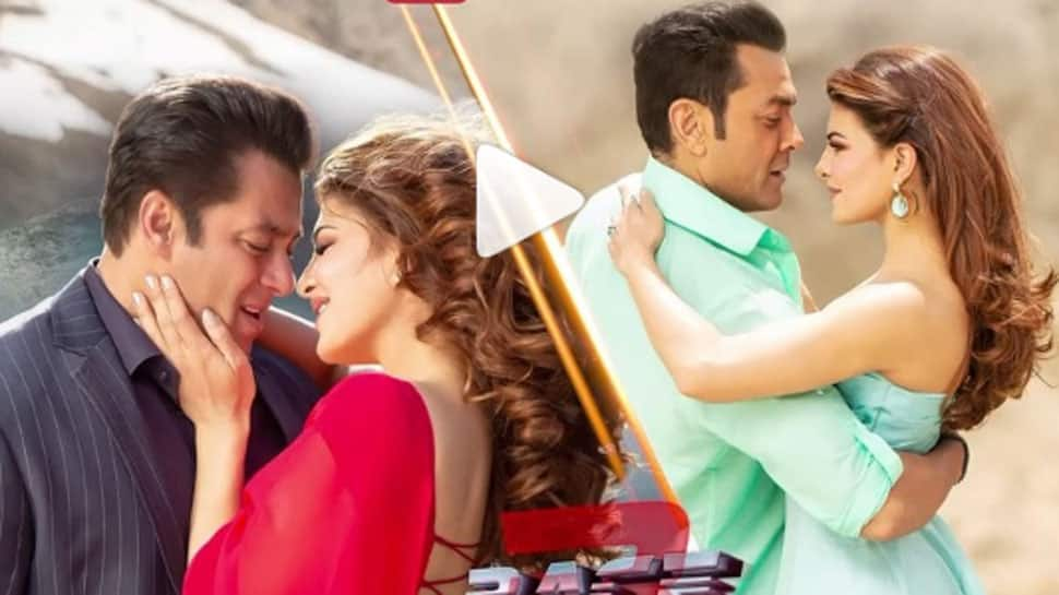 Salman Khan 'Selfish' song featuring Jacqueline, Bobby Deol is a lover's delight—Watch