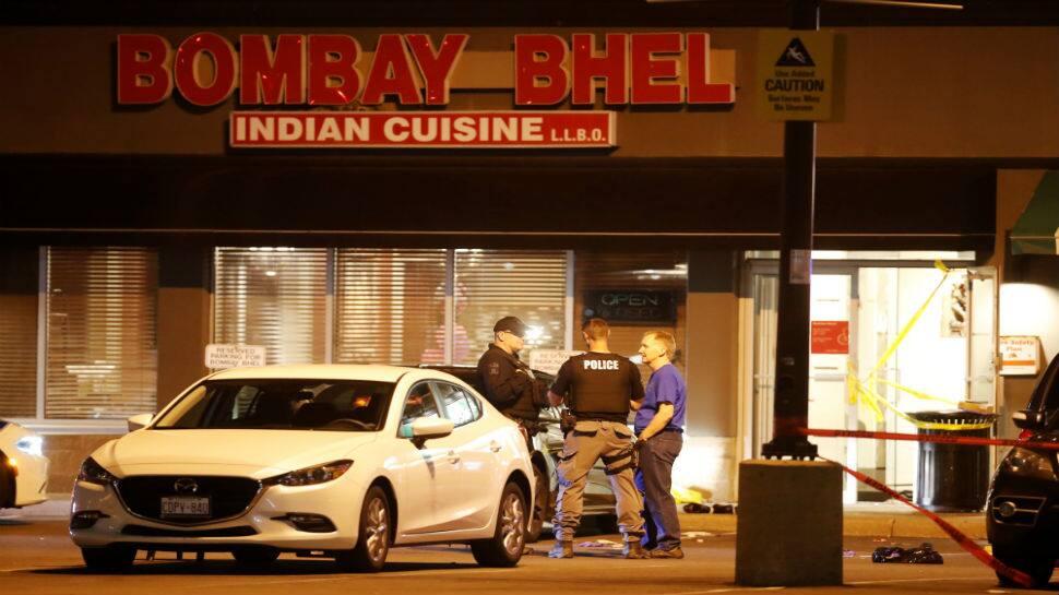 Sushma Swaraj releases emergency number after blast in Indian restaurant in Canada