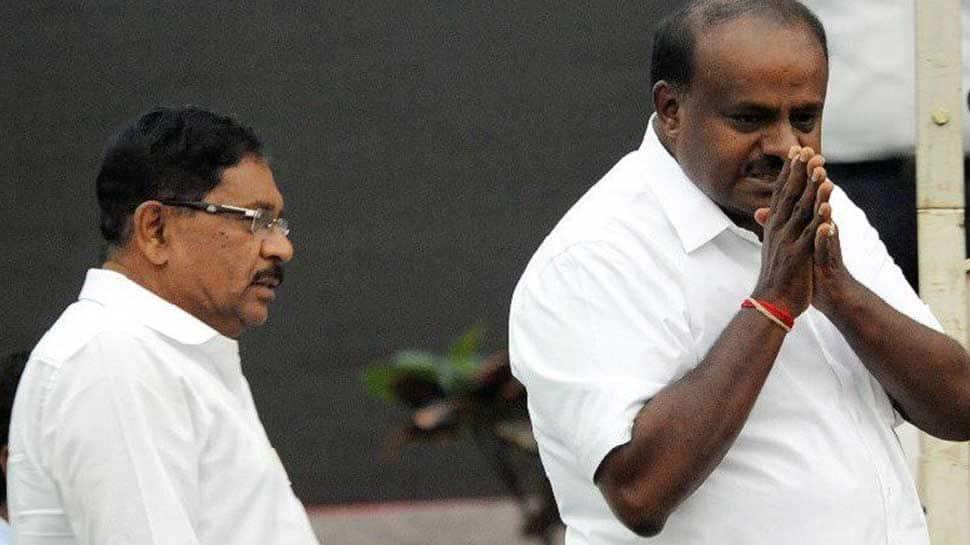 HD Kumaraswamy-led Congress-JDS government wins trust vote in Karnataka Assembly