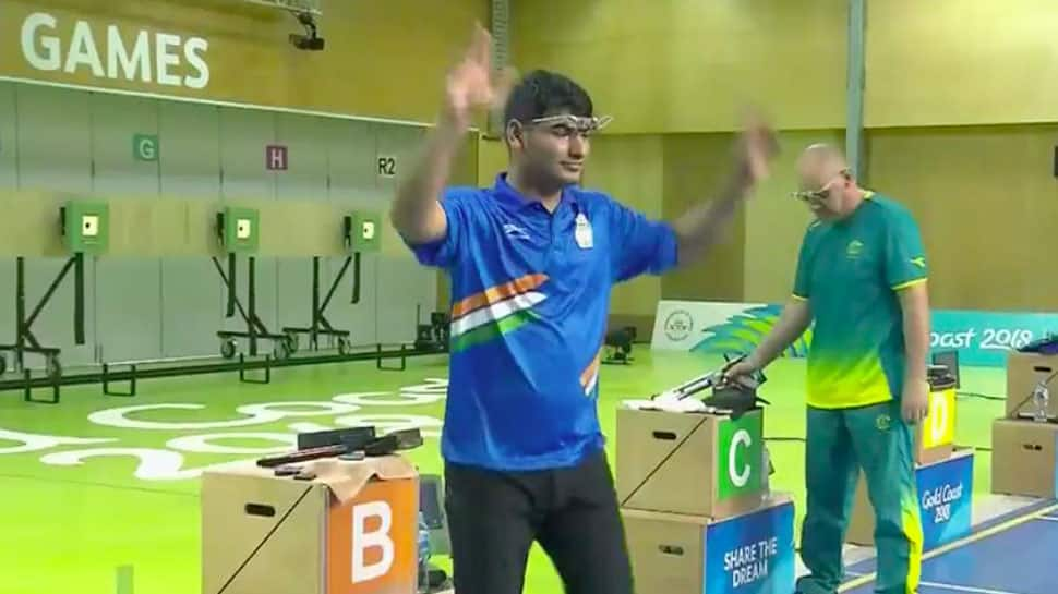 Om Prakash Mitharval 7th in Munich Shooting World Cup
