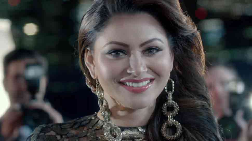 Urvashi Rautela plays her favourite song on the piano—Watch