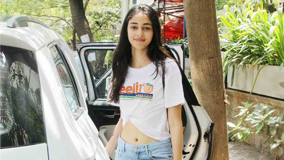 Karan Johar's gorgeous student Ananya Panday slays it in her casual best — Pics inside