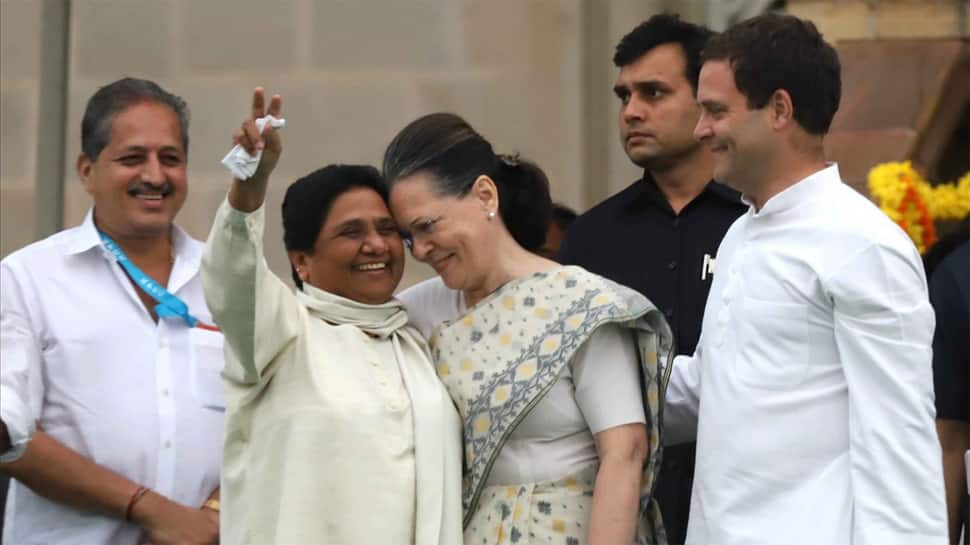 Mayawati may be projected as BSP's PM face, party likely to discuss alliance with Congress