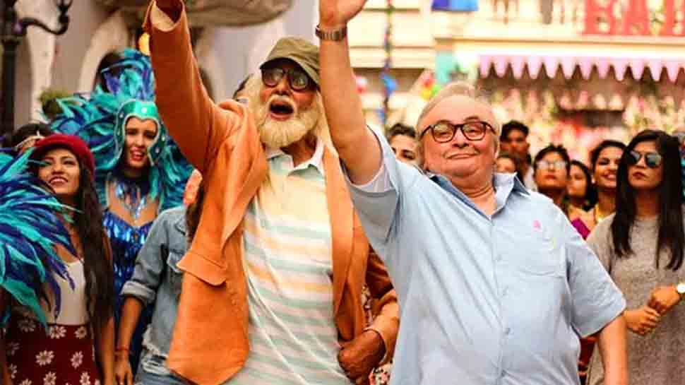 Will Amitabh Bachchan-Rishi Kapoor's fun flick 102 Not Out cross Rs 50 crore mark?