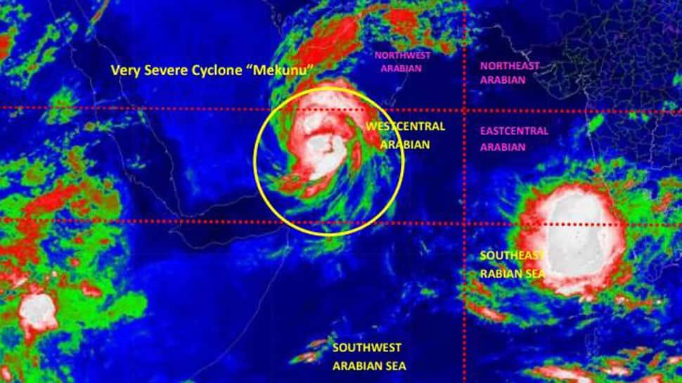 IMD issues fresh warning, says cyclone Mekunu to hit coasts of Goa