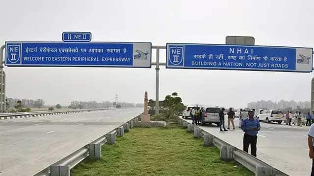 Inauguration of Eastern Peripheral Expressway by PM Narendra Modi: Traffic advisory issued