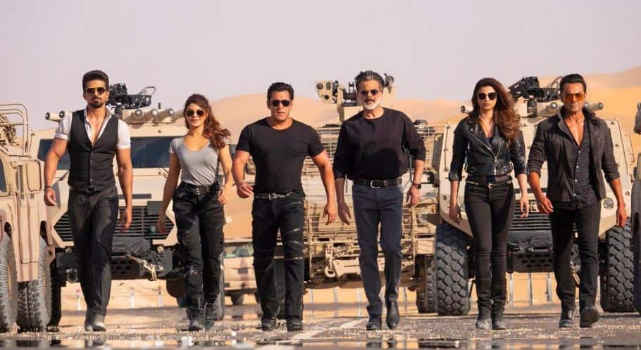 Did you know Salman Khan starrer Race 3 had the largest shooting unit ever?