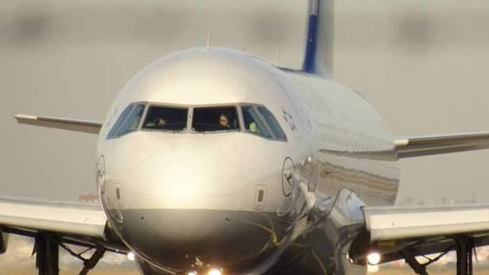 Sri Lankan aircraft with 227 passengers on board hits runway light at Cochin airport