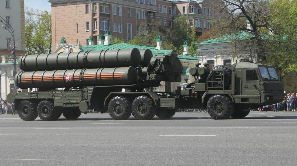 India set to get S-400 Triumf air defence missiles for IAF as talks with Russia conclude