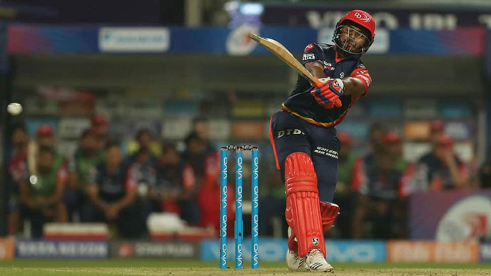 DD's Rishabh Pant named Emerging Player of IPL 2018