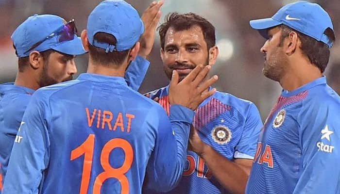 Mohammed Shami replaces Hardik Pandya in World XI squad for Lord's T20