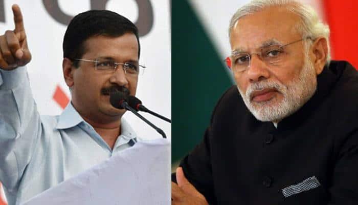 Modi government's plans under construction: Kejriwal mocks Centre on Twitter