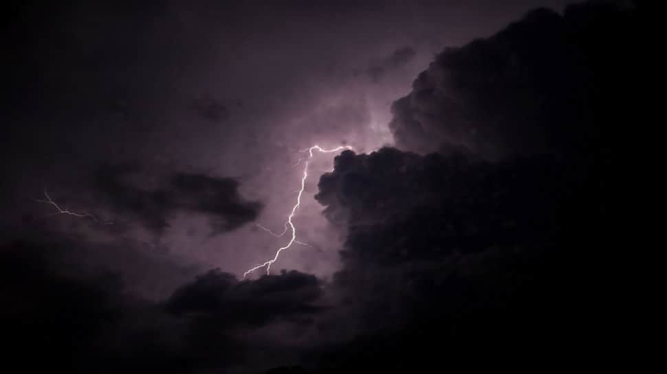 Nine killed in lightning and thunderstorm in UP