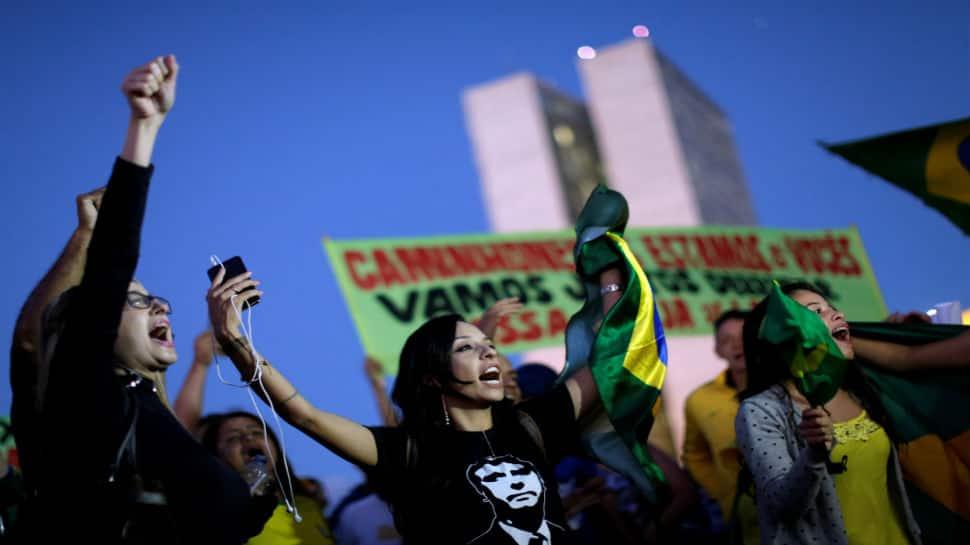 Brazil president insists end to truck strike close