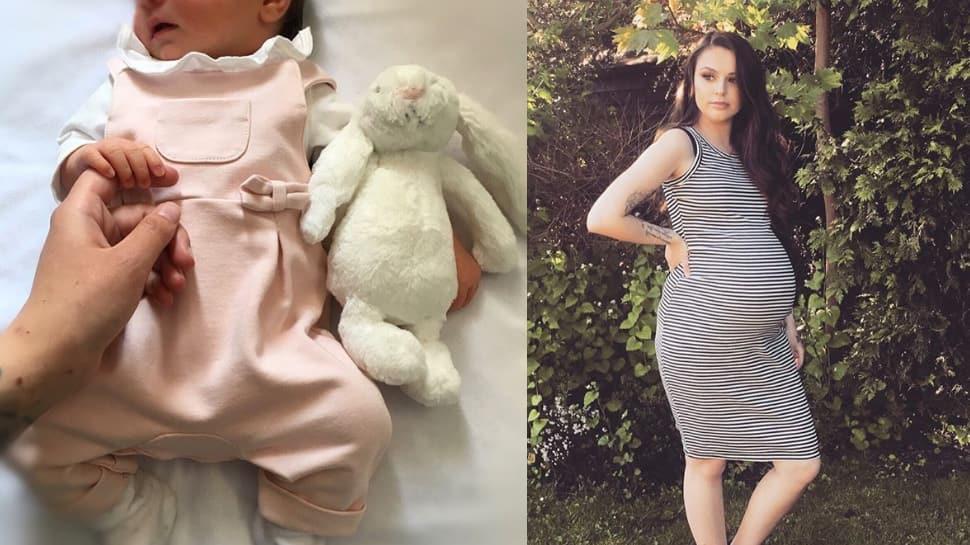 Cher Lloyd welcomes baby girl