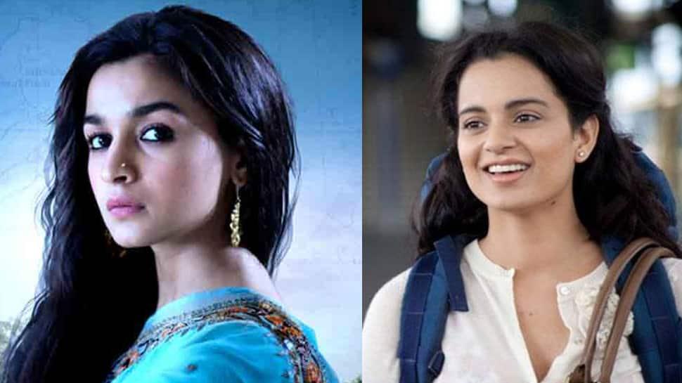 Kangana Ranaut watches Raazi; check out her reaction to Alia Bhatt's performance—Watch
