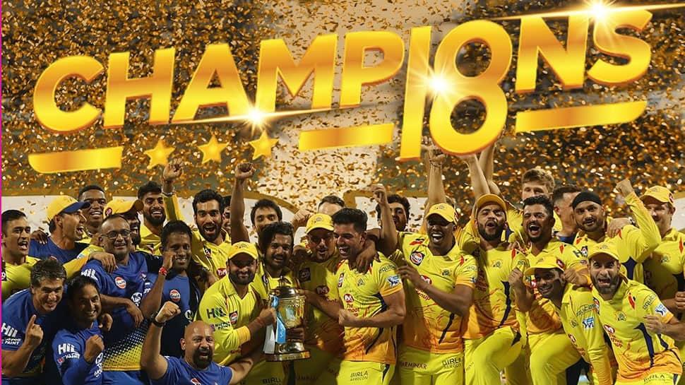 Chennai Super Kings team celebrates IPL win with Bhojpuri dance number—Watch mashup video