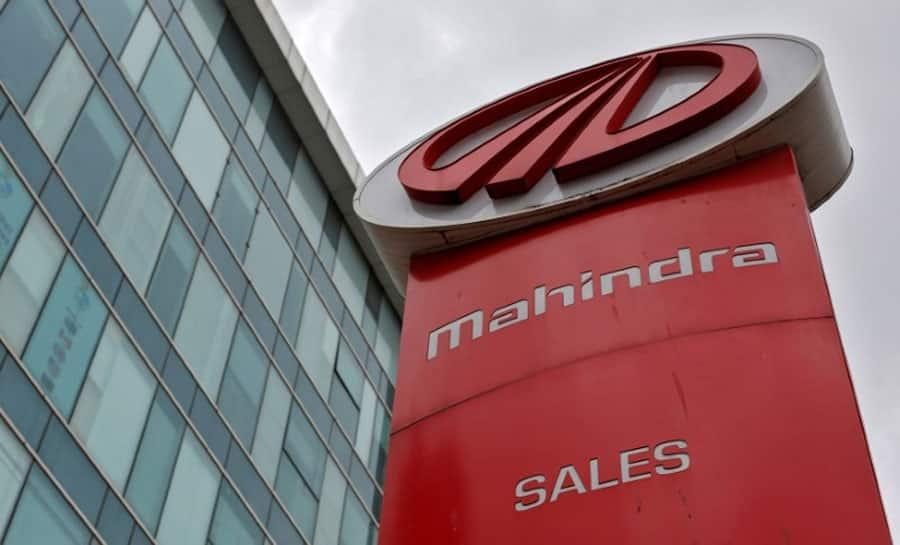 Mahindra Q4 net surges 50% at Rs 1,155 crore