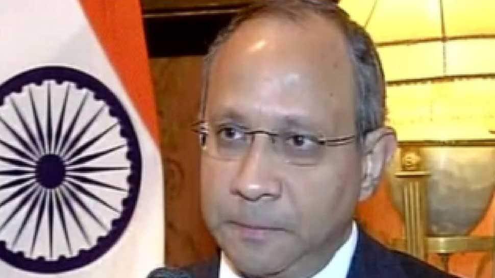 Pankaj Saran, India's envoy to Russia, appointed Deputy NSA