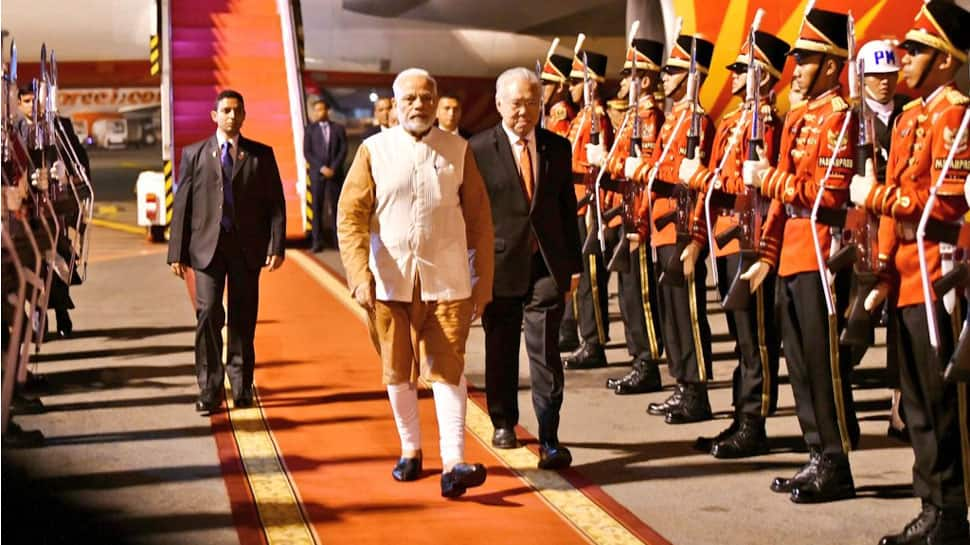 PM Narendra Modi in Indonesia: Here's his itinerary