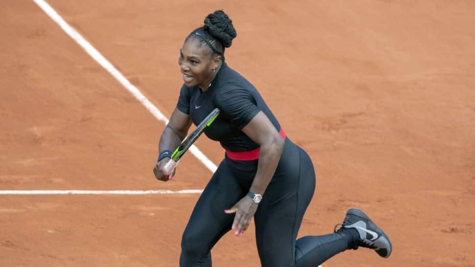 French Open: New mum Serena back in the Grand Slam groove in Paris
