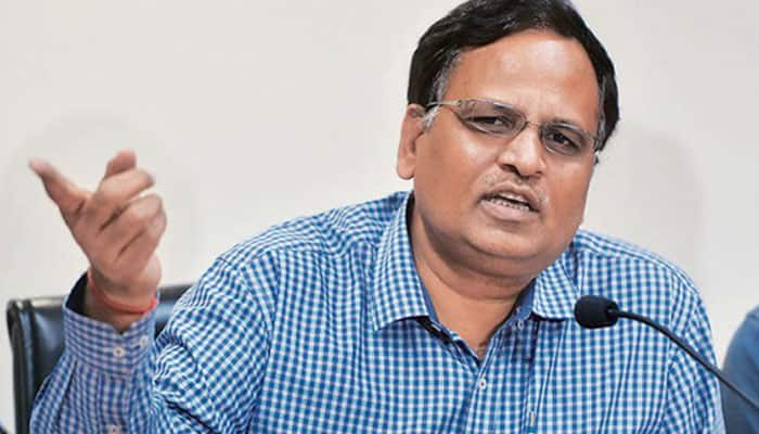 CBI files case against Satyendar Jain over PWD creative team hiring