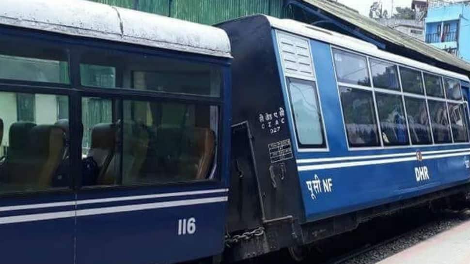 Toy train in Darjeeling derails, no casualties reported