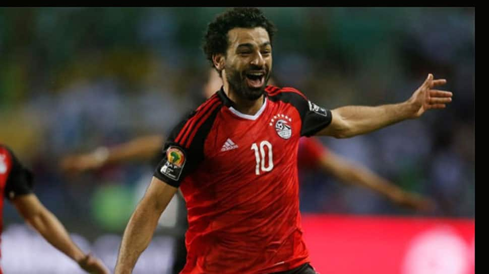"""Mohamed Salah out """"not more"""" than three weeks, still has World Cup hopes"""