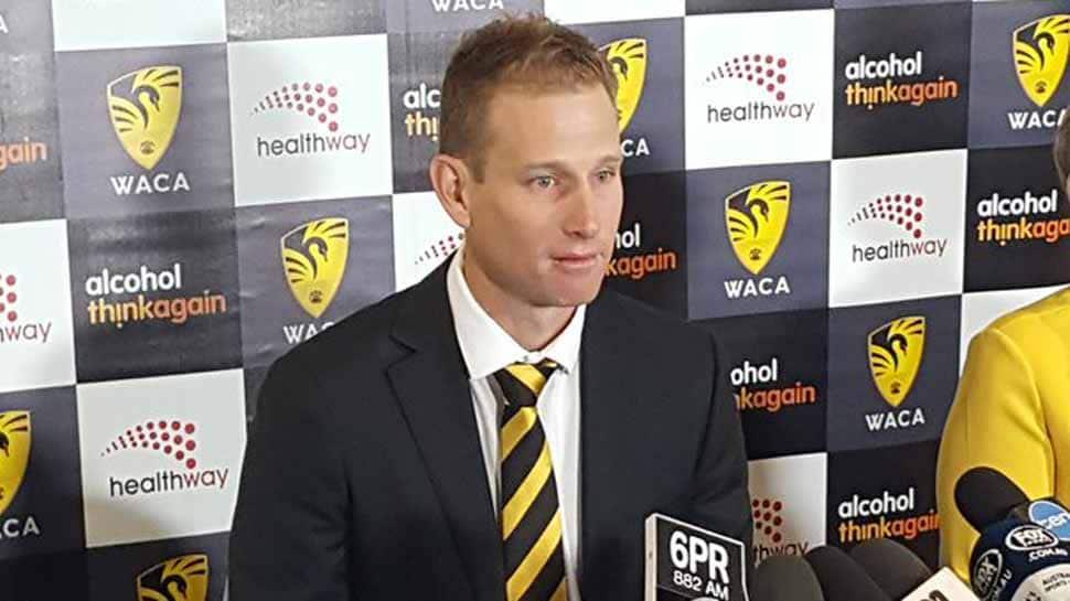 Adam Voges replaces Justin Langer as Western Australia coach