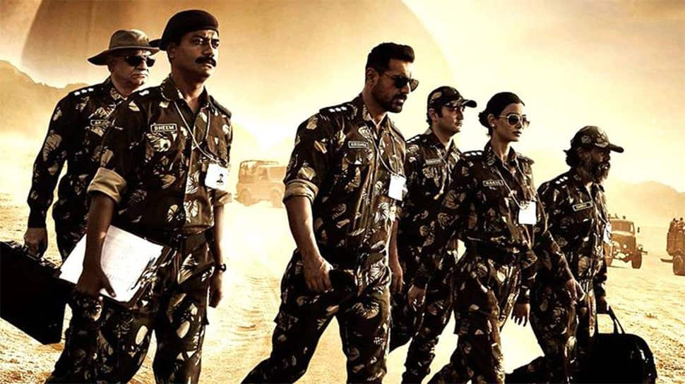 John Abraham's Parmanu maintains strong grip at Box Office — Check out film's latest collection