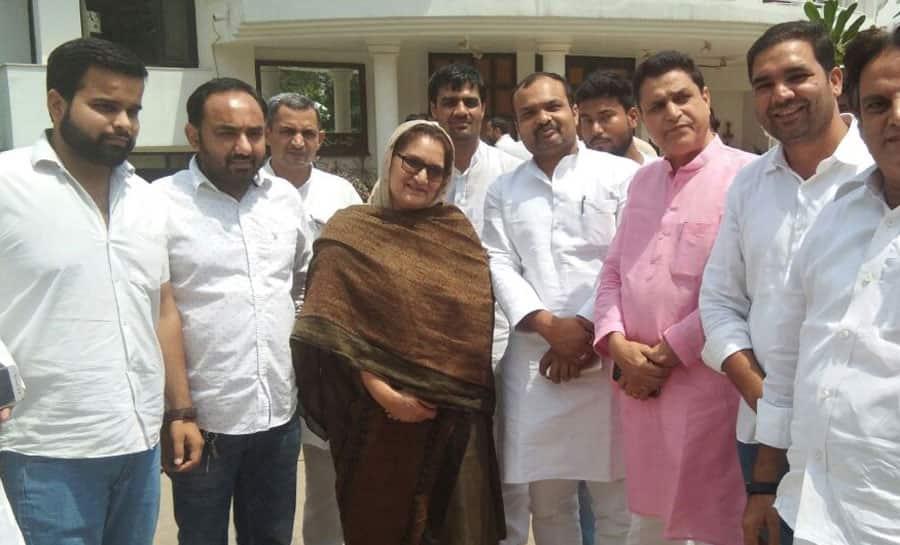 'Inko dhul chatayenge': RLD's Tabassum Hasan calls for united Opposition to decimate BJP