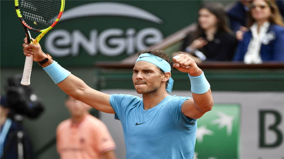 French Open: Nadal too hot for Pella as he rolls into third round
