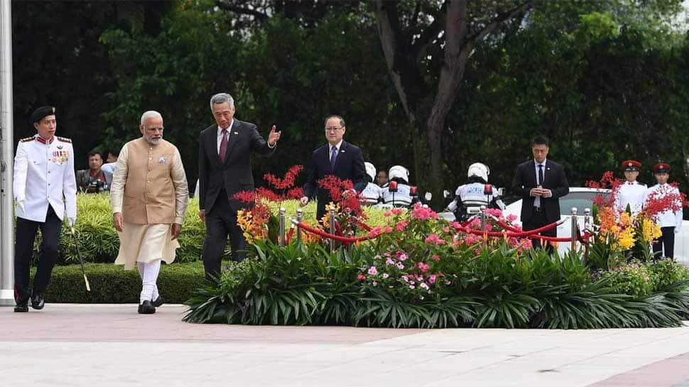 PM Narendra Modi to deliver keynote address at Singapore's Shangri-La Dialogue