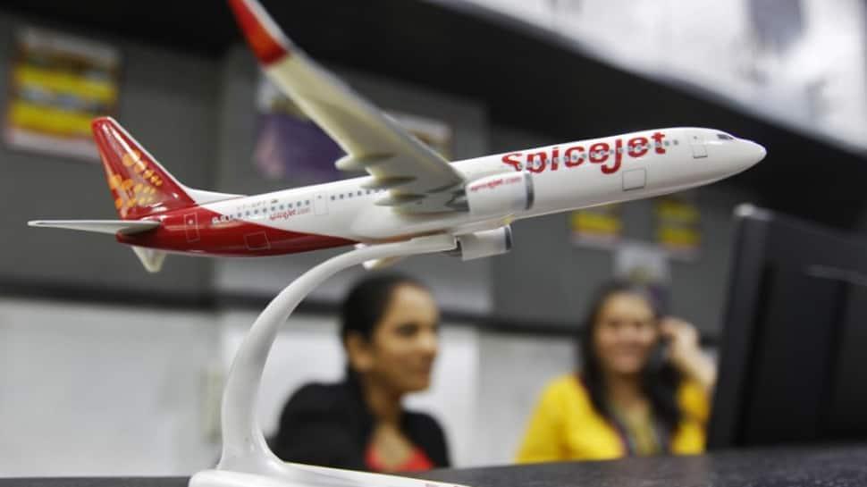 Delhi-Patna SpiceJet flight diverted to Varanasi due to bad weather, passengers create 'ruckus'