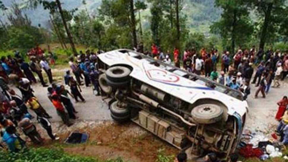 7 killed in Himachal Pradesh bus accident