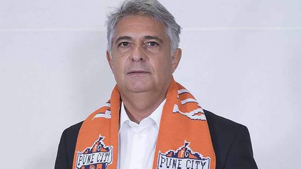FC Pune City appoint Brazilian Marcos Paqueta as head coach