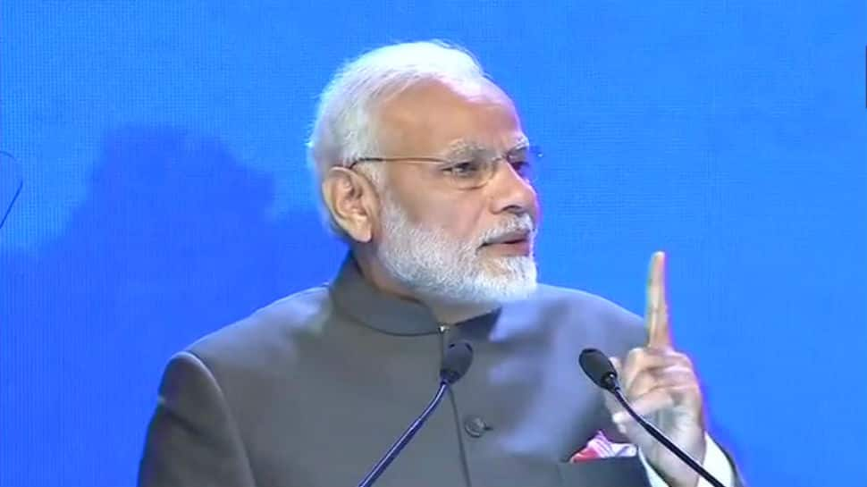 Asia will grow when India and China work together with trust: PM Modi in Singapore