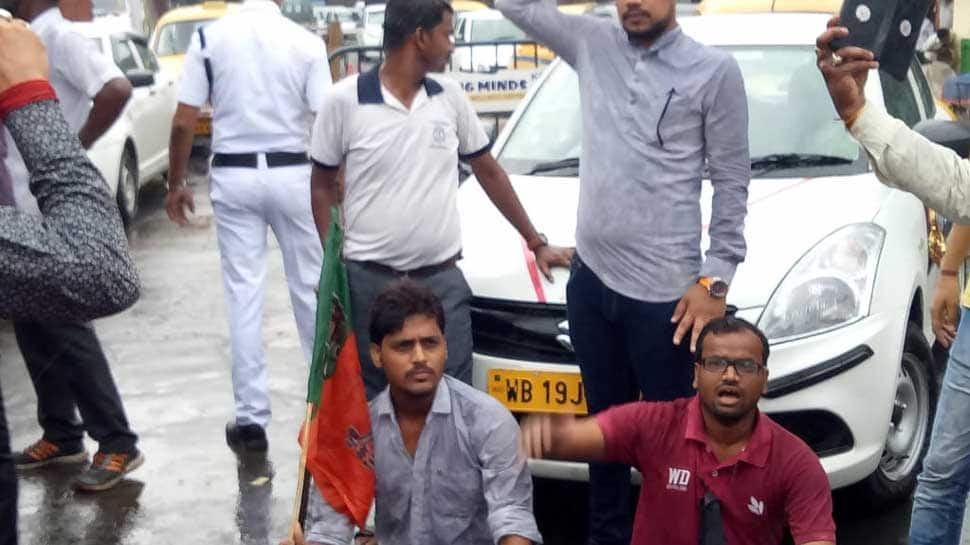 West Bengal on the boil over BJP worker's murder; protests and demonstrations held against Mamata govt