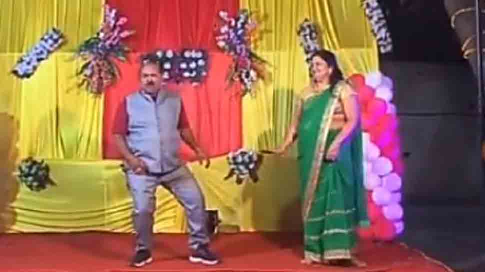 Viral dancing sensation, who shakes his leg like Govinda, is an Electronics professor