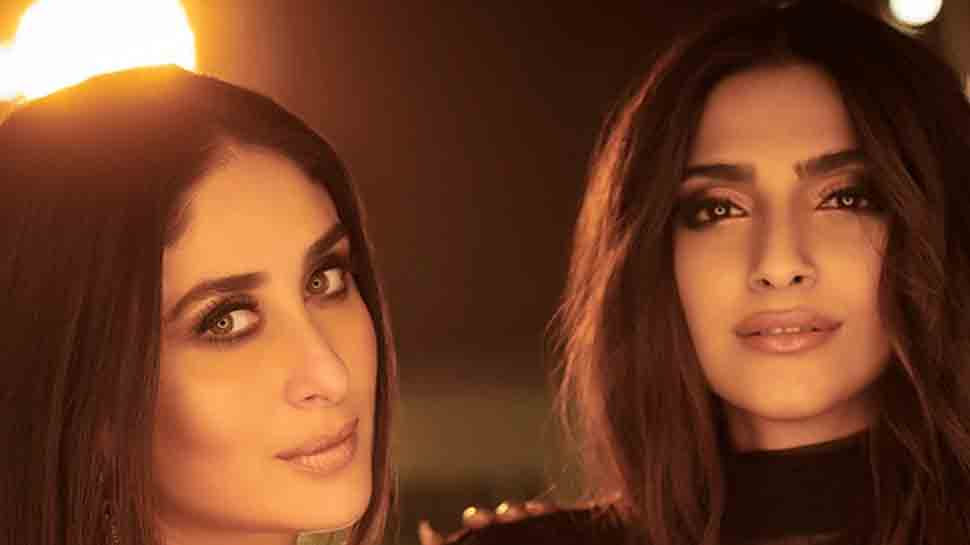 Kareena Kapoor Khan, Sonam Kapoor chill together in a pool in this latest photoshoot — Pic inside