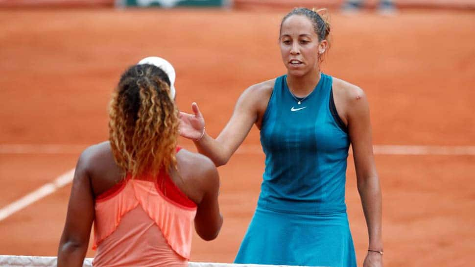 French Open: Madison Keys beats Naomi Osaka, now ready for trip into unknown