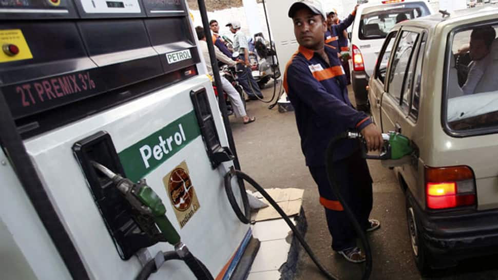 In four days, petrol prices cut by 23 paise, diesel prices reduced by 20 paise