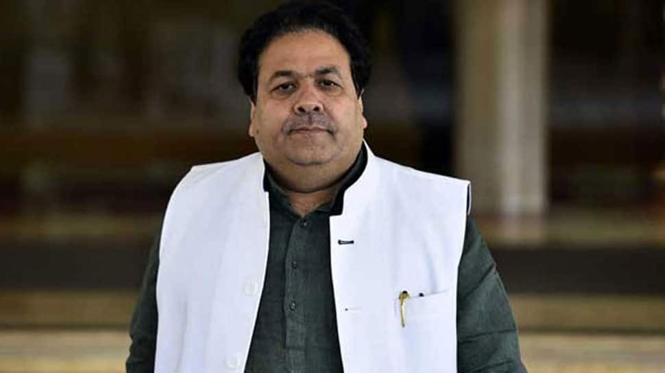 The matter is with the police, we have nothing to do with it: Rajeev Shukla on Arbaaz Khan betting case