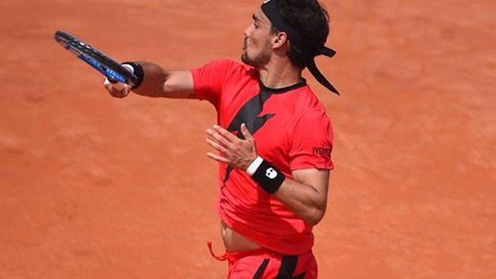 FRENCH OPEN: Unpredictable Fabio Fognini outlasts Edmund to reach last 16