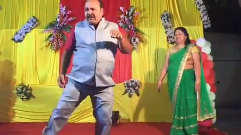 'Uncle' who dances like Govinda is now brand ambassador of Vidisha's civic body