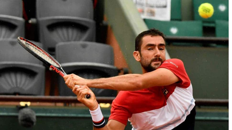Marin Cilic canters into French Open fourth round